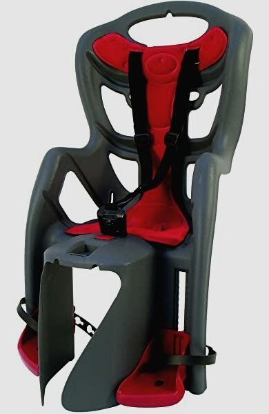 Bellelli Rack Mount Child Bike Seat