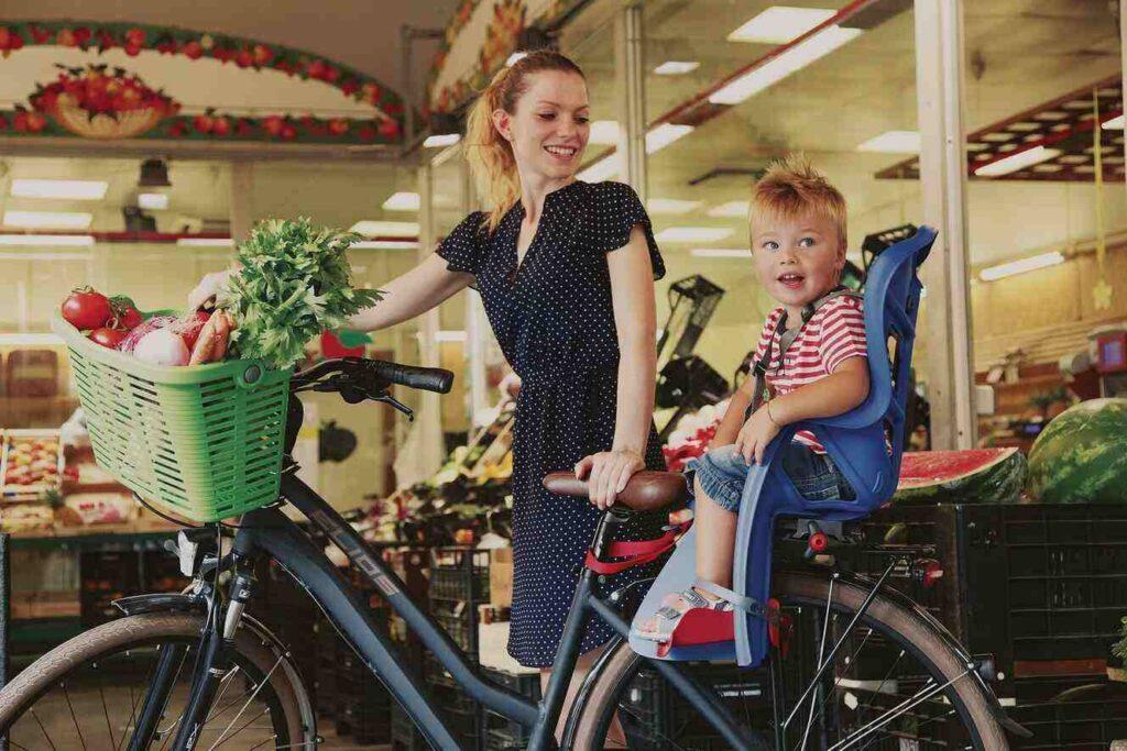 Bellelli Rack Mount Kid's Bike Seat