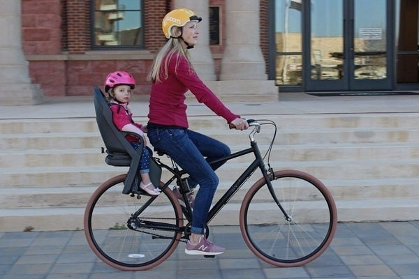 Bike Seat for 3 Year Old