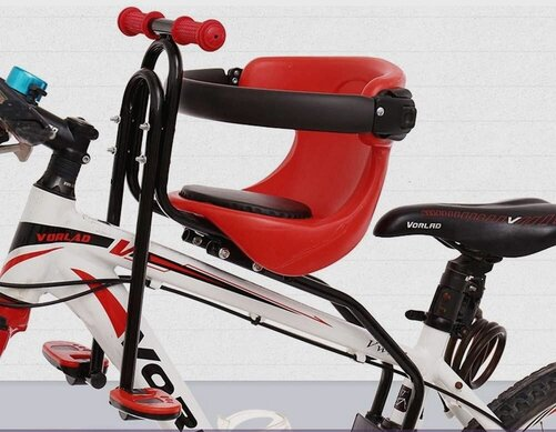 FORTOP Bicycle Baby Kids Front Mount Seat