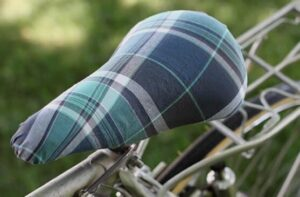 How to Make a Bike Seat Cushion