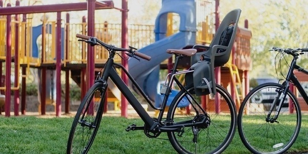 Safest baby bike seat