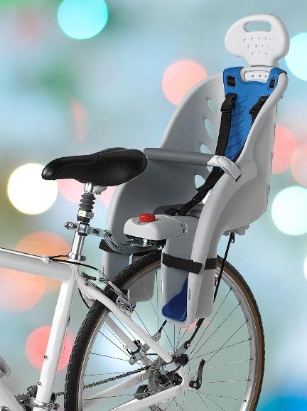 Schwinn Deluxe Back Mount Kid's Bike Seat