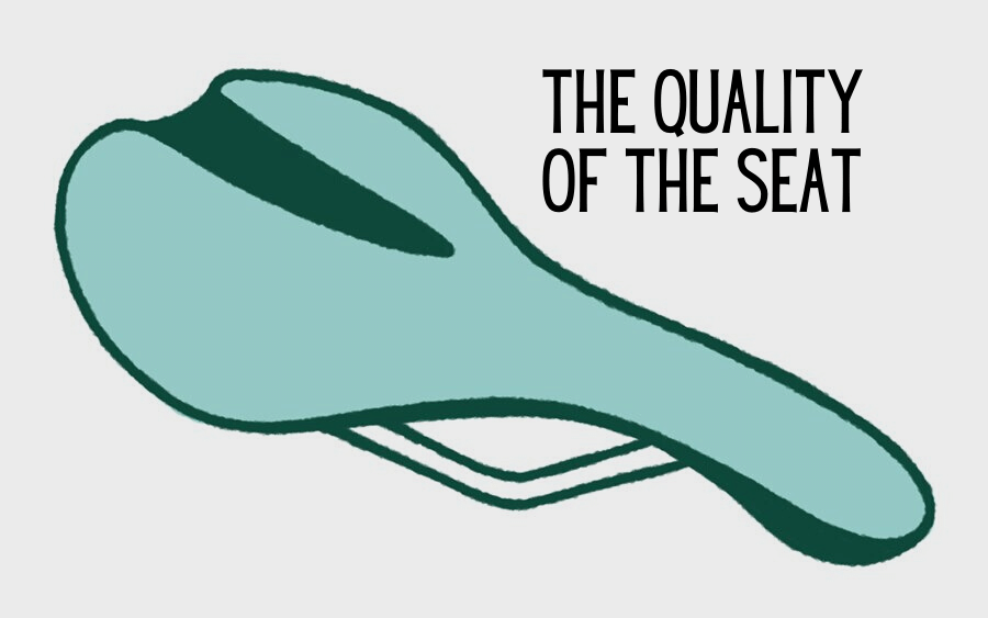 The Quality of the Seat
