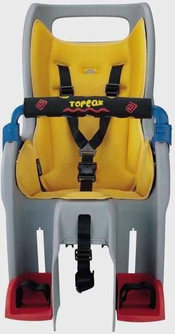 Topeak 26 Inch Non-Disc Rack Super Comfortable Baby Seat