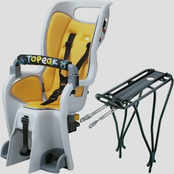 Topeak Baby Seat II 26 Inch Back Mount Kid's Seat
