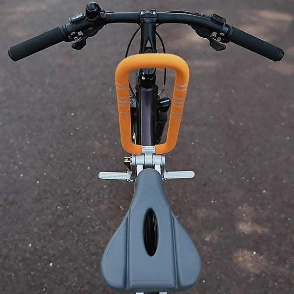 UrRider Front-Mount Kids Bike Seat