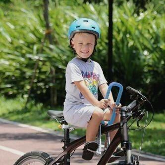 UrRider Front Mounted Kids Bike Seat