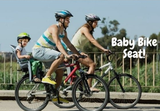 When Can Baby Ride in a Bike Seat