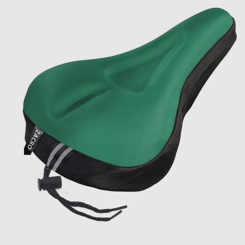 Zacro Super Soft Gel Bike Seat Cover