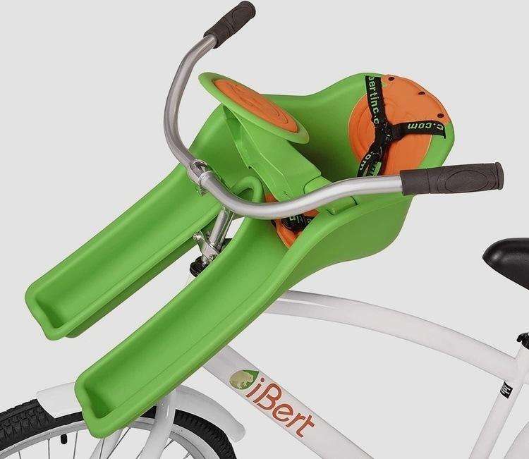iBert Front Mount Baby Bicycle Seat