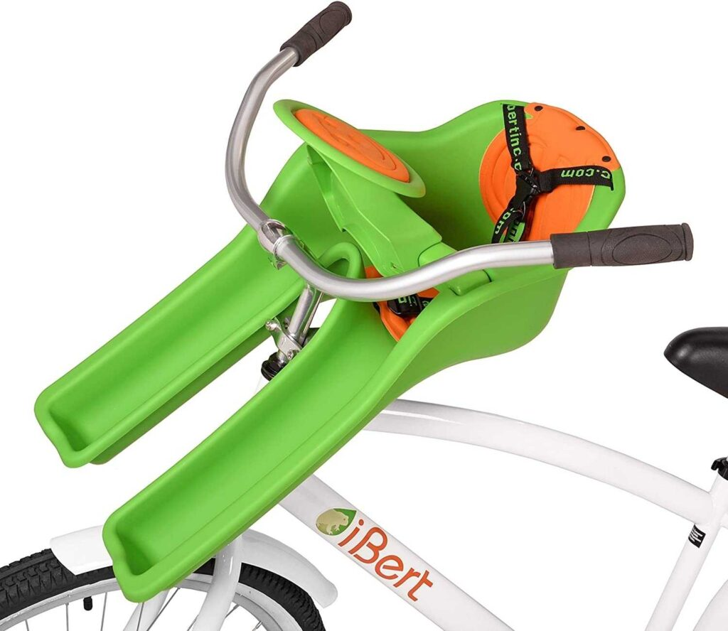 iBert Front Mount Child Bicycle Safe-T-Seat