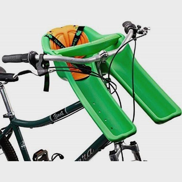 iBert Front Mounted Kids Bike Seat