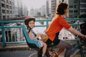 safest child bike seat