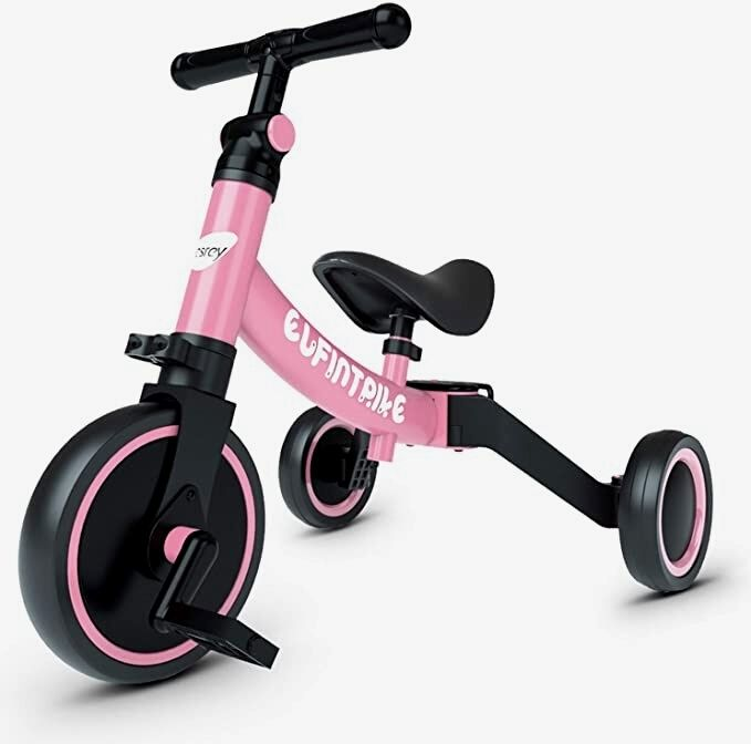 Besrey 5 in 1 Toddler Bike