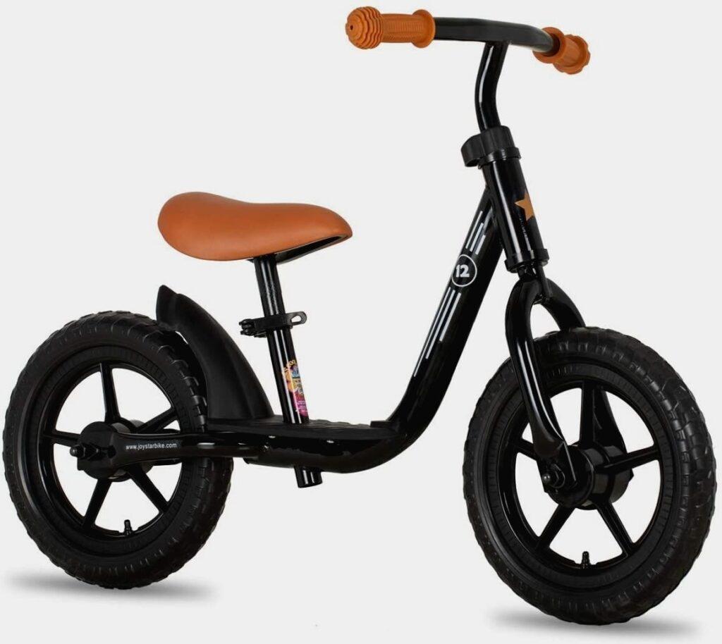 JOYSTAR 1012 Kids Balance Bike with Footrest