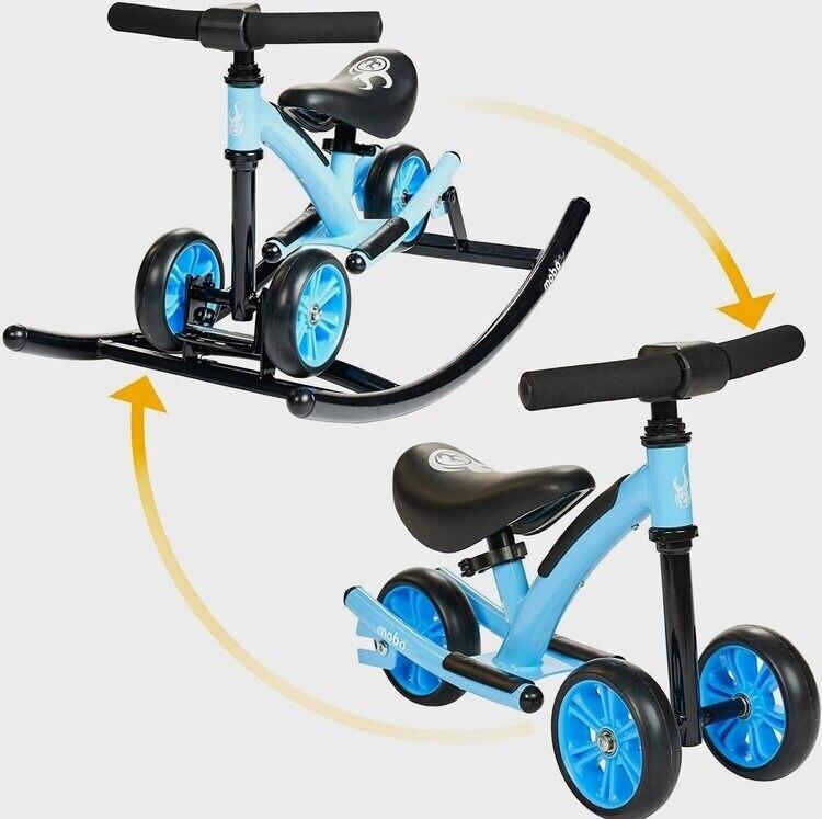 Mobo Cruiser Wobo Rocking Baby Balance Bike