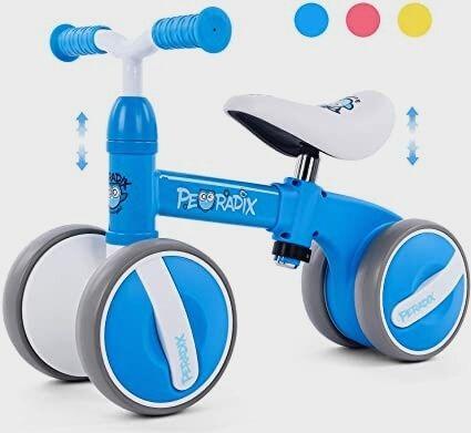 Peradix Baby Balance Bikes Adjustable Bicycle