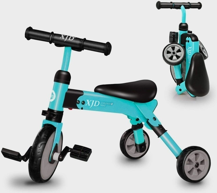 XJD 3 in 1 Kids Tricycles
