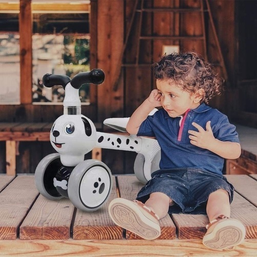 Xiapia Baby Toddler Tricycle Bike No Pedals